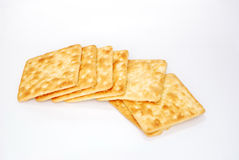 Kind  bread of Crackers Stock Image