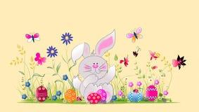 Kind bunny Stock Image