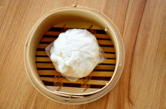 Kind of Chinese snacks steamed stuff bun Royalty Free Stock Image