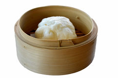 Kind of Chinese snacks steamed stuff bun Royalty Free Stock Photos