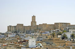 Kind on the city of Sousse Royalty Free Stock Image