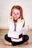 Kind, das eine Idee hat Lizenzfreies Stockfoto