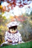 Kind dat fun2 heeft Stock Fotografie