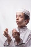 Kind in der arabischen Kleidung Lizenzfreie Stockbilder
