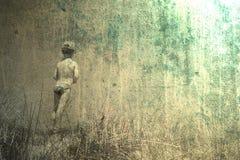 Kind in der Natur Lizenzfreie Stockfotografie