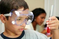 Kind an der Schule Lizenzfreies Stockbild