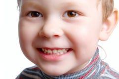Kind dichte omhooggaand Stock Afbeeldingen