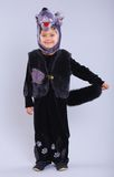 Kind in kostuum Stock Afbeeldingen