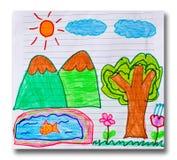 Kind-Kunst Stockbilder