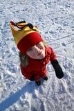 Kind met hoed. Stock Foto