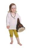 Kind mit einer Trommel Lizenzfreies Stockfoto