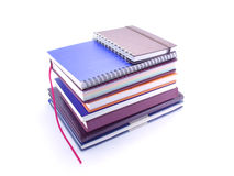 Kind of notebooks Royalty Free Stock Photo