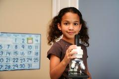 Kind op School Stock Afbeelding