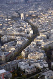 Kind on Paris Royalty Free Stock Images