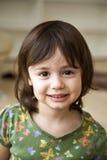 Kind-Portrait Lizenzfreie Stockfotografie