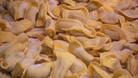 A kind of ravioli, casoncelli, traditional food of the Bergamo area, Italy. A kind of ravioli, casoncelli, traditional food of the Bergamo, Italy royalty free stock photos