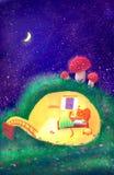 Kind-` s Illustration Lizenzfreie Stockbilder