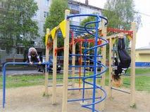 Kind-` s Sommer-Spiele Stockbild