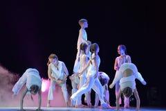 Kind-` s Tanztheatershow Lizenzfreie Stockfotos