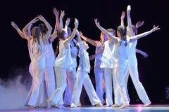 Kind-` s Tanztheatershow Lizenzfreies Stockbild