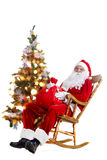 Kind Santa Royalty Free Stock Image