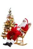 Kind Santa Royalty Free Stock Image
