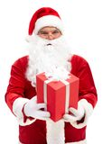 Kind Santa Royalty Free Stock Photo