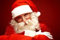 Kind Santa Claus royalty free stock photo