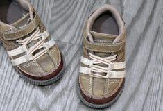 Kind-Schuhe Stockbild
