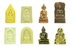 Kind of small buddha image stock image
