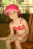 Kind-Sommer Zeit Lizenzfreies Stockfoto