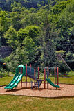 Kind-Spielplatz Lizenzfreies Stockfoto