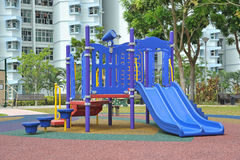 Kind-Spielplatz Stockbilder