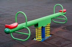 Kind-Spielplatz Lizenzfreie Stockbilder