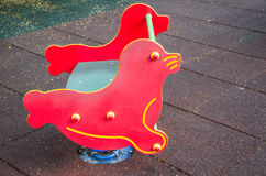 Kind-Spielplatz Stockfotografie