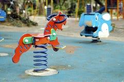 Kind-Spielplatz Stockfotos