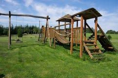 Kind-Spielplatz 2 Lizenzfreies Stockfoto