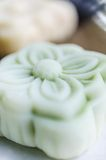 A kind of thai dessert Royalty Free Stock Photography