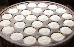 Kind of Thai sweetmeat Stock Images