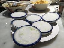 Kind of Thai sweetmeat Royalty Free Stock Photo