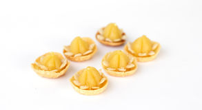 Kind of Thai sweetmeat - Stock Image Royalty Free Stock Images