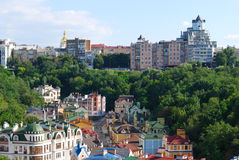 Free Kind To Kiev From Height Stock Images - 21179884