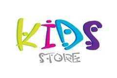 Kind-Zeichen-Auslegung Stockbilder