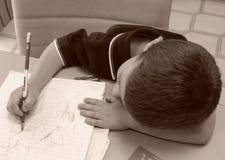 Kind-Zeichnung Lizenzfreie Stockfotos