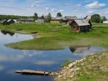 Kindasovo, Russland Lizenzfreies Stockfoto