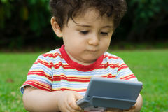 Kindausbildung Lizenzfreies Stockfoto