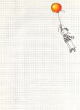 Kindballon Stockbilder