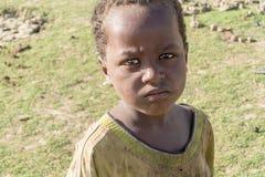 Kinder in Äthiopien Lizenzfreie Stockbilder
