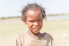 Kinder in Äthiopien Lizenzfreies Stockbild