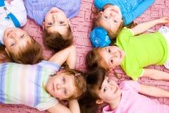 Kinder Stockfoto